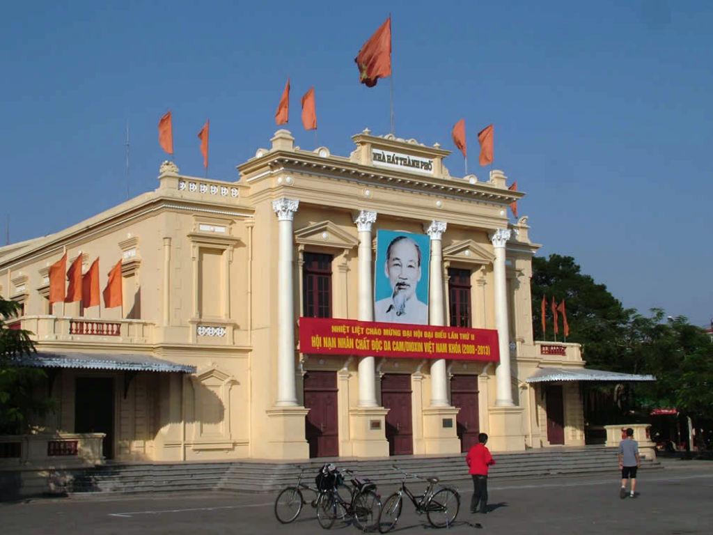 Hai Phong Operah House